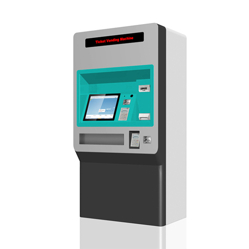 Self Service Ticket Vending Kiosk